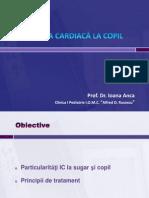 Insuficienta Cardiaca Curs 2011-2012