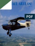 Vintage Airplane - Oct 1980