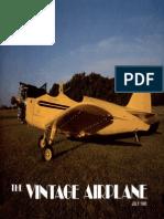 Vintage Airplane - Jul 1980