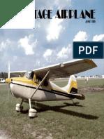 Vintage Airplane - Jun 1980