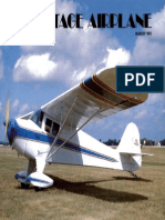 Vintage Airplane - Mar 1980