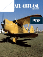 Vintage Airplane - Feb 1981