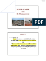 Waste Management DM
