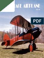 Vintage Airplane - Jul 1981