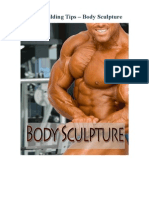 17839123 Body Building Tips Body Sculpture