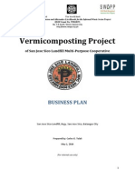 Business Plan on Vermicomposting