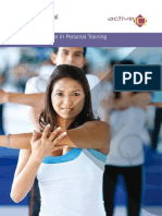 Personal Training Level 3 Manual