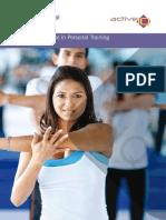 Personal Training Level 3 Manual