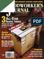 Woodworker's Journal - Vol 31, Issue 6 - Nov-Dec 2007 (1)