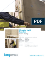 Case Study - Five Star Hotel, London for Web