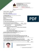 UEP Membership Form