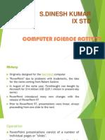 Dinesh Presentation