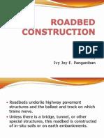 Roadbed Construction