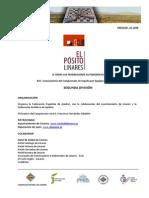 C15-ConvocatoriaCECLUB 2DIV 2014
