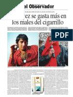 Aumentan Gastos Sanitarios Por El Cigarrillo