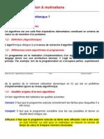 Algo Avancée (Notes de Hamrouni)