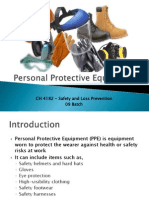 2. Personal Protective Equipment