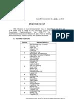 Philippine Government Civil Service ExamAnnouncement_01B