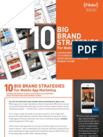 10 Big Brand Strategies
