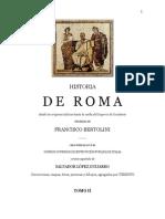 Historia de Roma - Tomo II.doc