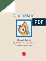 Archicad - Manual de Diseño de Escaleras