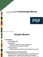 Terminologia Musical