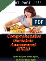 Comprehensive Geriatric Assessment(1)
