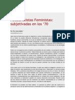 Psicoanalistas Feministas