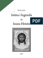 Marko Krajsic - Istina i legenda o Isusu Hristu