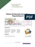57721594 Sistema de Informacion Para La Micro Empresa