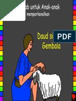 David the Shepherd Boy Indonesian