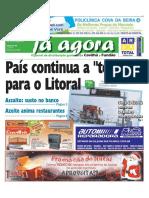 Já Agora, o jornal gratuito da Covilhã e Fundão, nº 68