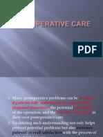 carePostoperative