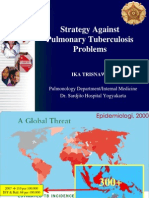 Strategy Against Pulmonary Tuberculosis Problems