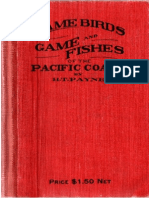 eBook Game Birds Game Fishes Pacific Coast HPayne