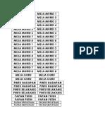 Label Pandu Arah