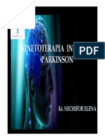Kinetoterapia in Boala Parkinson II