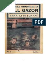 Bill Gazon Nr. 2 - Temniţa de Sub Apă
