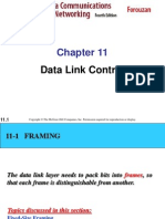 Data Link Control Framing