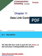 Data Link Control Framing