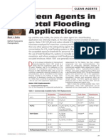 Clean Agents in Total Flooding Applications-IfP Mag