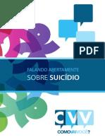 Falando Abertamente Sobre o Suicídio
