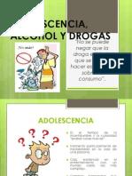 Adolescencia, Alcohol y Drogas [Autoguardado]