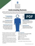 0 Understanding Dystonia