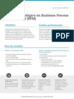 Master Business Process Management