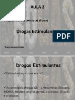 Aula - Drogas Estimulantes