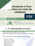 Franklin Ferreira - Pastoreando o Povo de Deus
