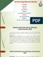 Librerias Especiales Del S7-200 Para Comunicasion GSM