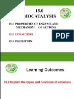 Biocatalysis 2