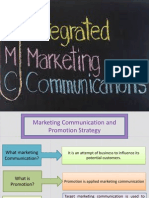 CHAPTER 10- Integrated Marketing Communications